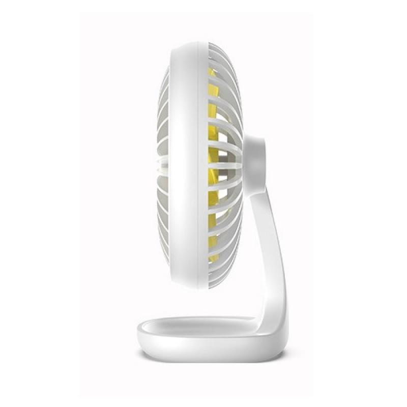Настольный вентилятор Baseus Pudding-Shaped Fan White