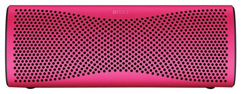 Беспроводная акустика KEF  MUO BT Pink (SP3892FD)
