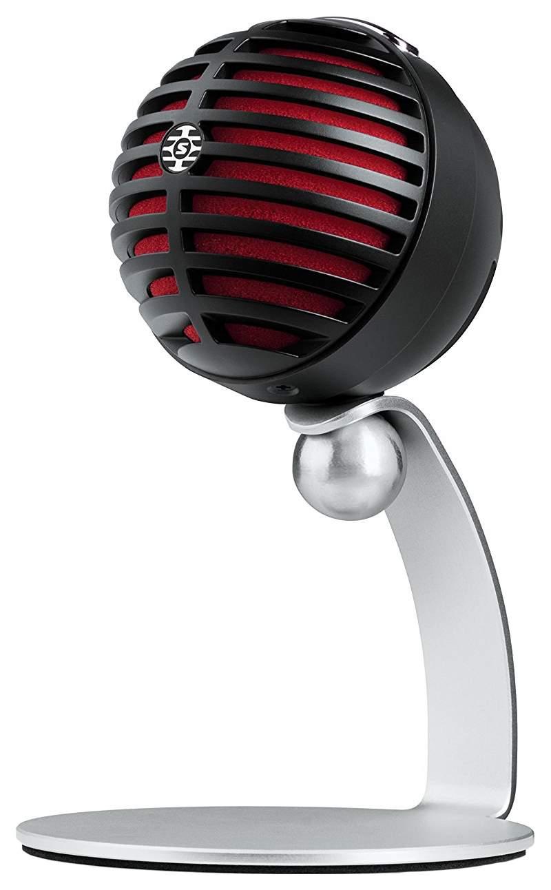 Микрофон Shure MV5-B-LTG