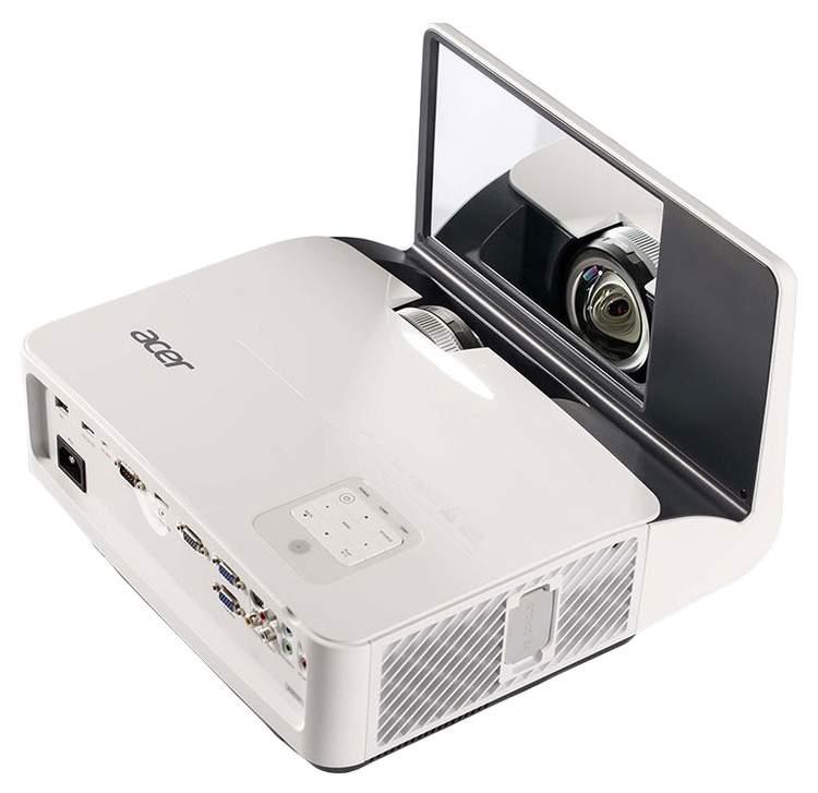 Видеопроектор Acer U5320W MR.JL111.001
