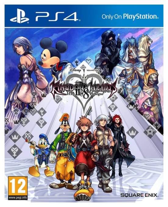 Игра Kingdom Hearts HD 2 8 Final Chapter Prologue для PlayStation 4