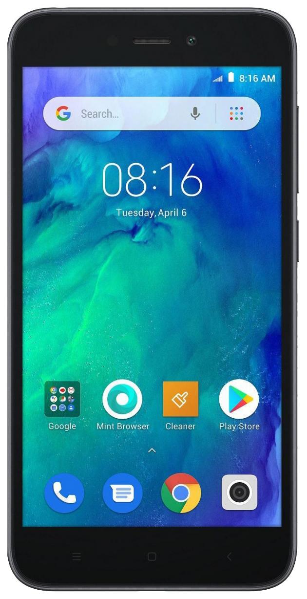 Смартфон Xiaomi Redmi Go 8Gb Black