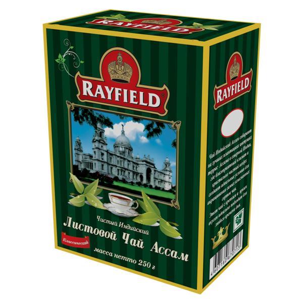 Чай черный Rayfield ассам классический 250 г
