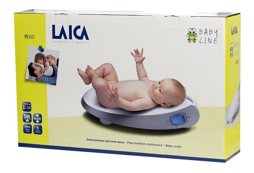Весы LAICA PS 3003