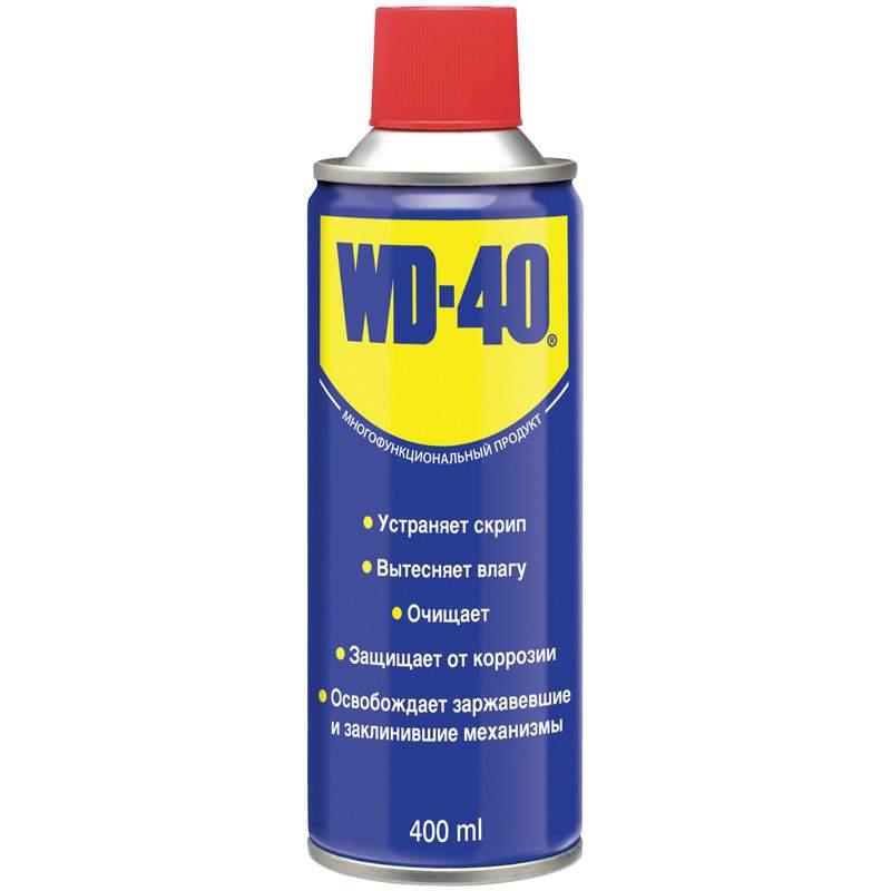 Универсальное средство 400 мл WD-40 WD-0002