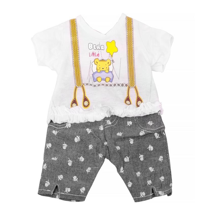 МУСИ-ПУСИ Одежда на вешалке для кукол и пупсов Маленькие модники IT102603