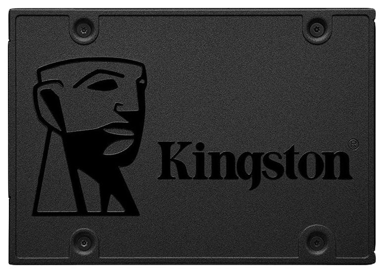 Миниатюра Внутренний SSD накопитель Kingston A400 240GB (SA400S37) №1