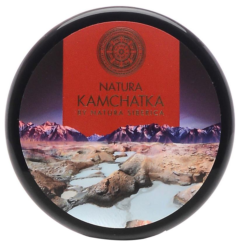 Скраб соляной для тела Natura Siberica Натура Камчатка Огненная земля 300 мл