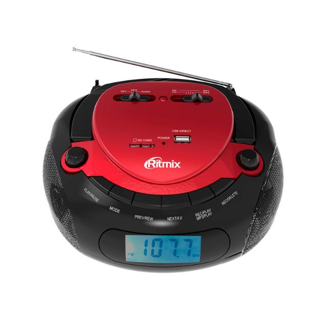 Радиоприемник Ritmix RBB-030