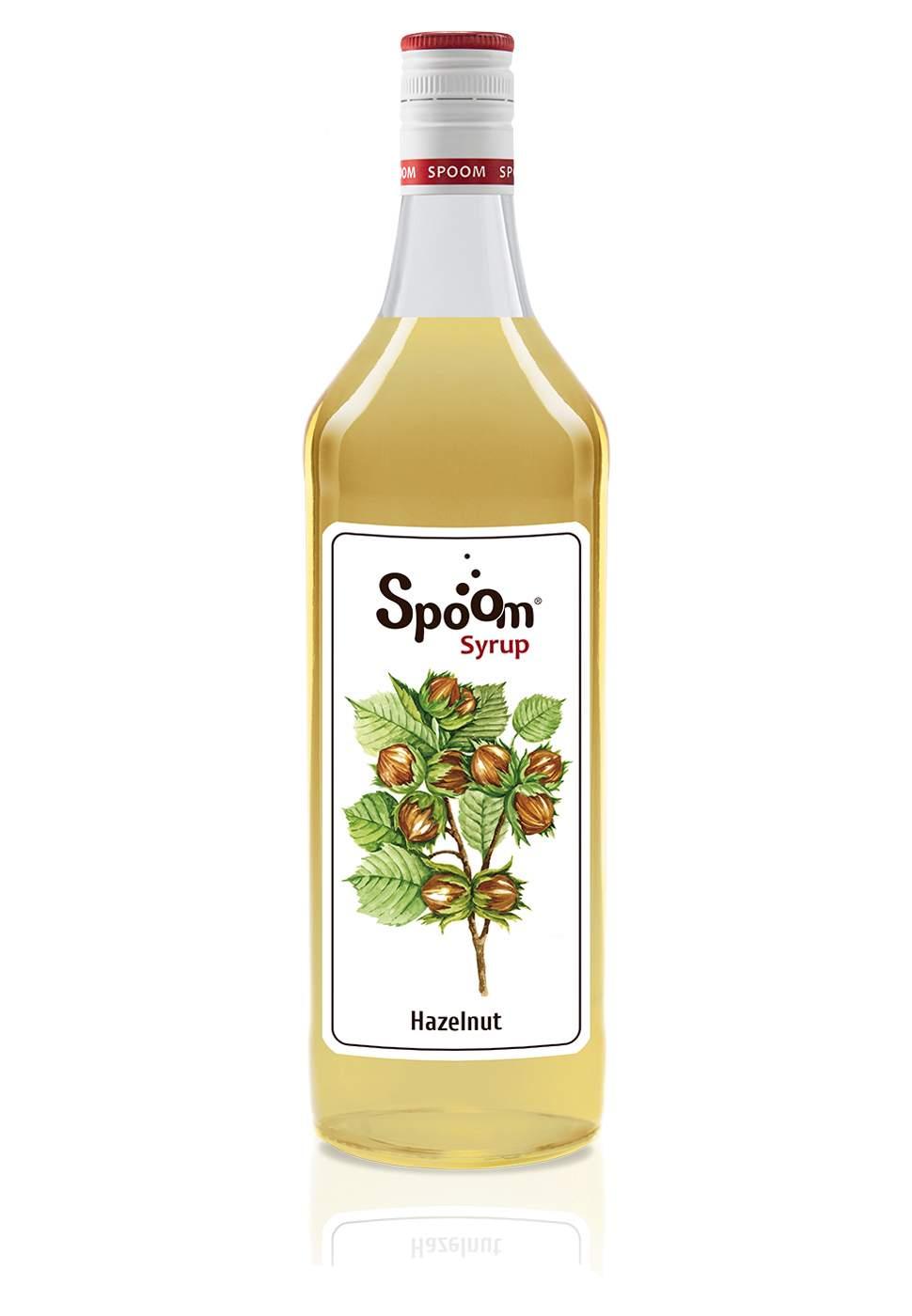 Сироп Spoom лесной орех