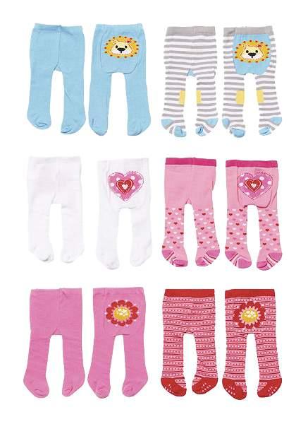 Колготки для куклы Zapf Creation Baby born  870174 в ассортименте