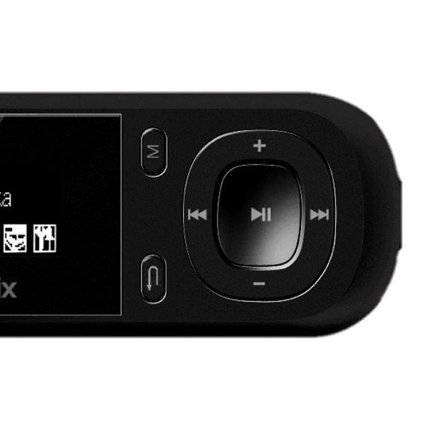 Портативный медиаплеер Ritmix RF-3360 8Gb Black