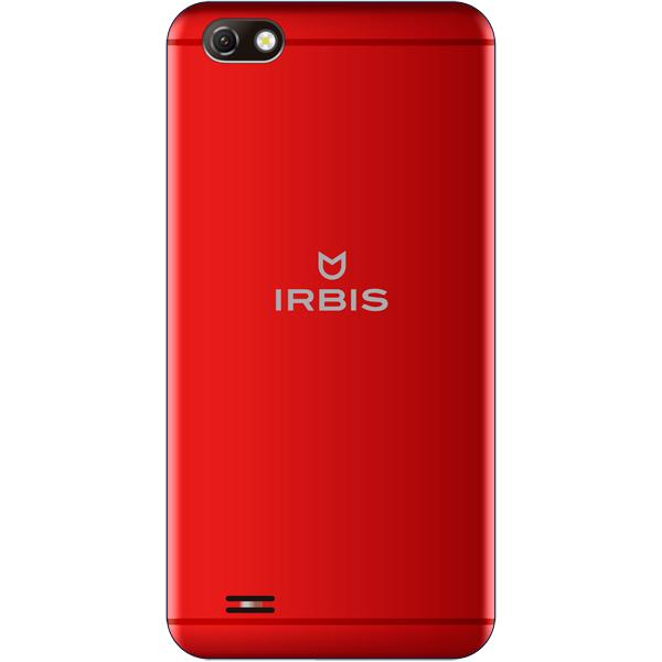 Смартфон Irbis SP514r 8Gb Red