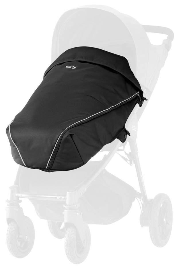 Накидка на ноги для колясок Britax B-Agile/B-Motion Plus Черный