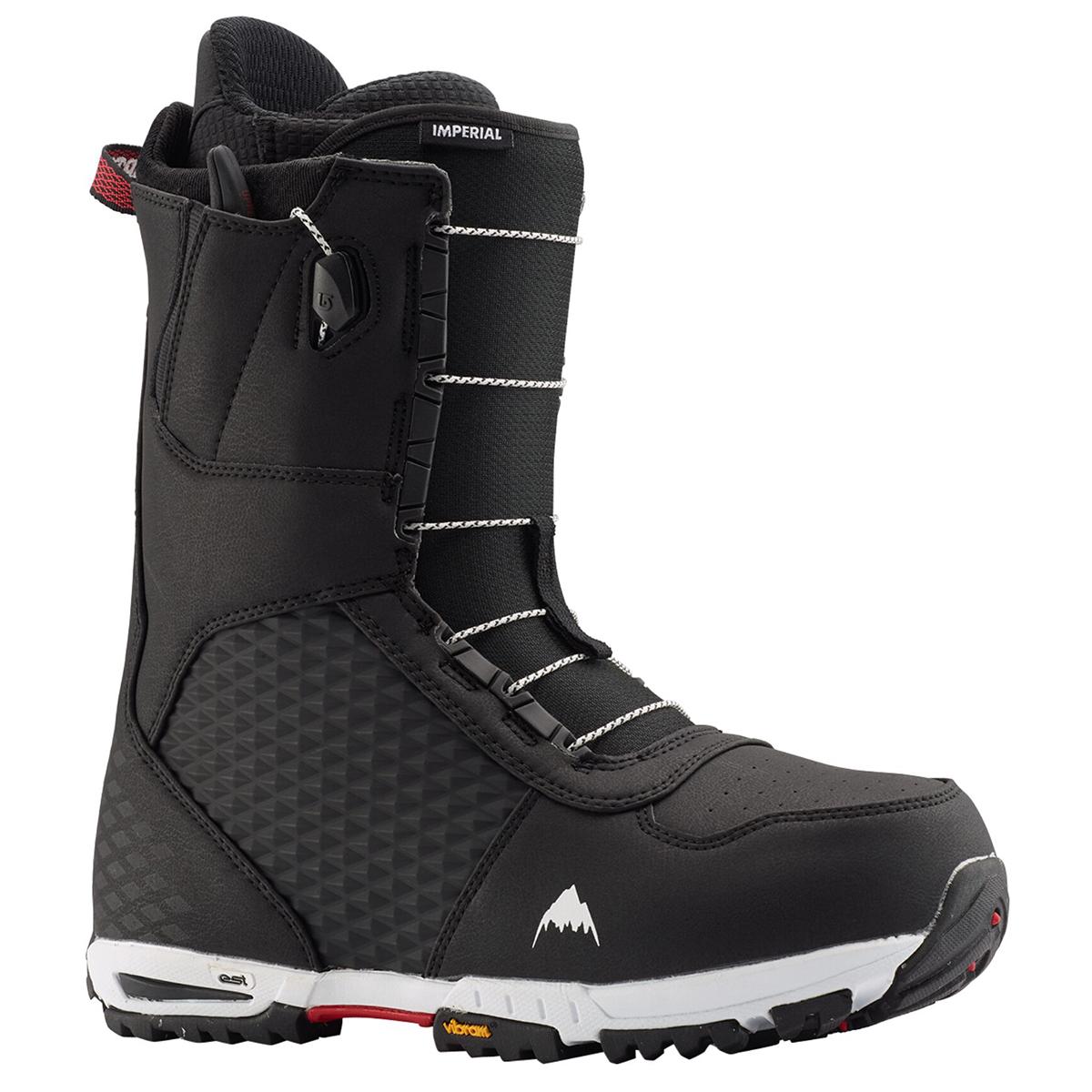 Ботинки для сноуборда Burton Imperial 2020, black, 30