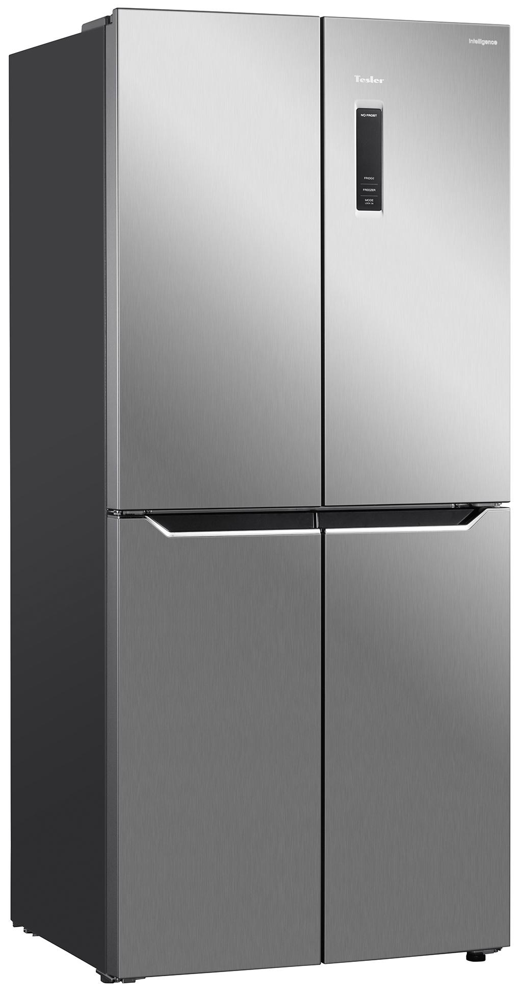 Холодильник TESLER RCD-480 I Silver