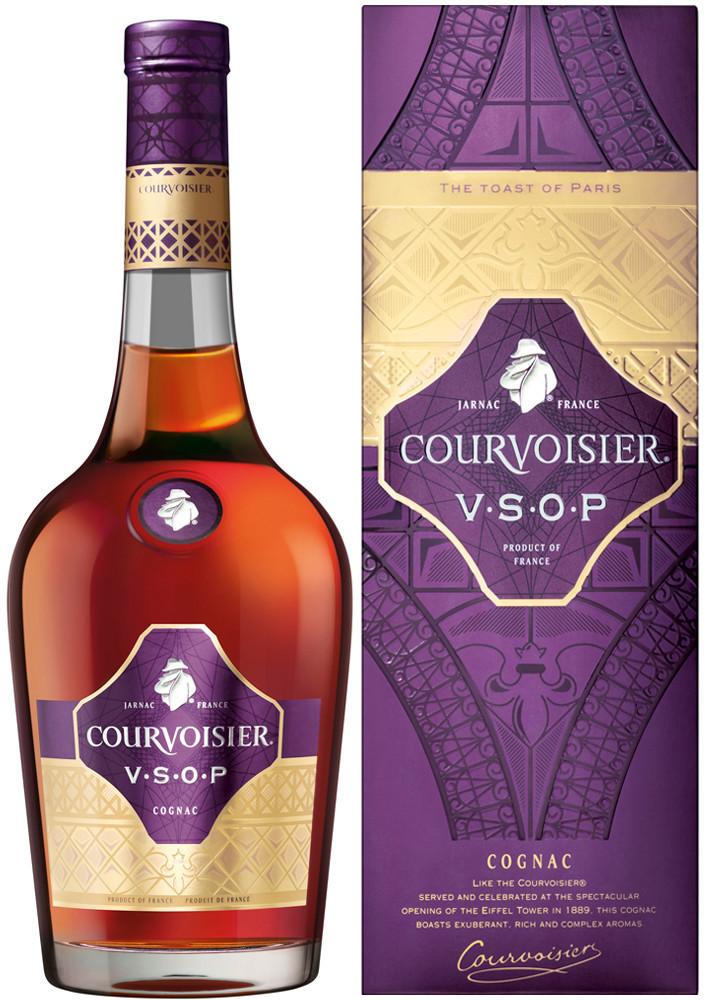 Коньяк Courvoisier VSOP with box 0.7 л