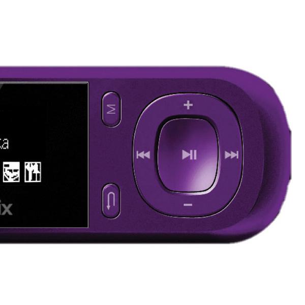 Портативный медиаплеер Ritmix RF-3360 4Gb Violet