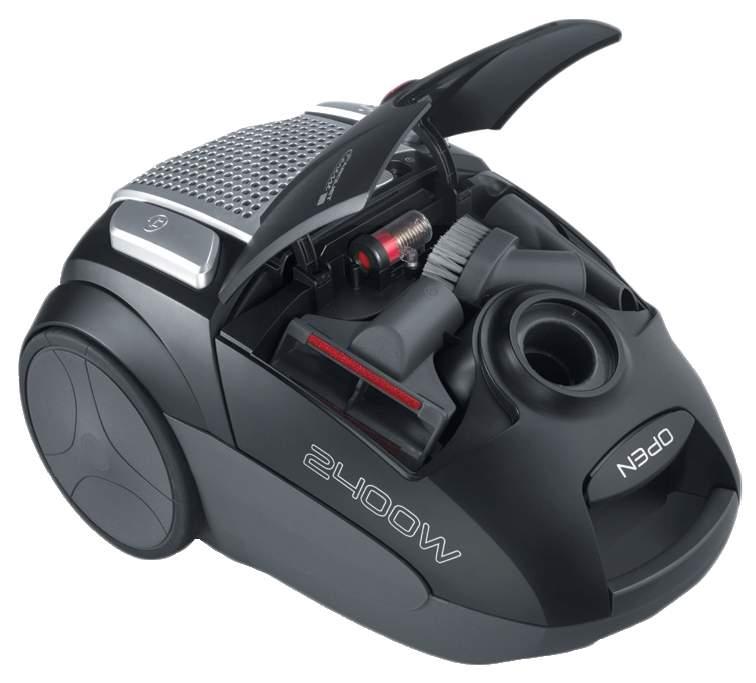 Пылесос Hoover  TTE 2407 019 Black