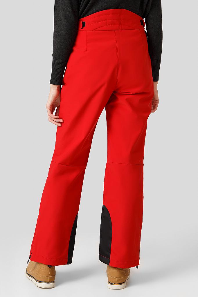 красные брюки женские фото осенью