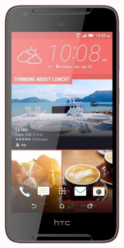 Смартфон HTC Desire 628 Dual Sim EEA 32Gb Sunset Blue