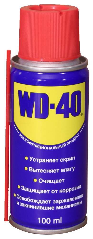 Универсальная смазка смазка WD-40 0.13кг 100мл WD100