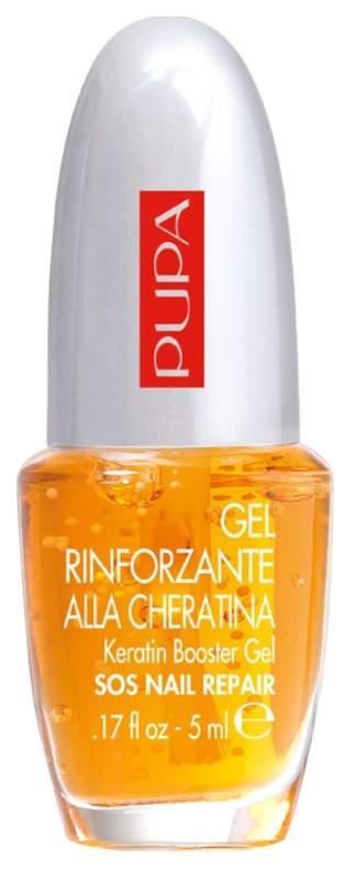 Гель для ногтей укрепляющий Pupa Milano Sos Nail Repair Keratin Booster Gel 5 мл
