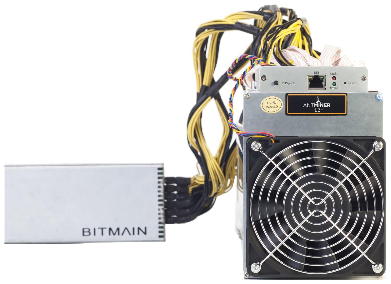 Сервер Bitmain Antminer L3+