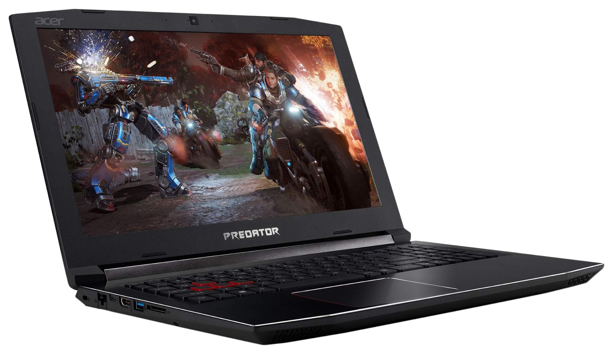 Ноутбук игровой Acer Predator Helios 300 PH317-52-742K NH.Q3EER.019