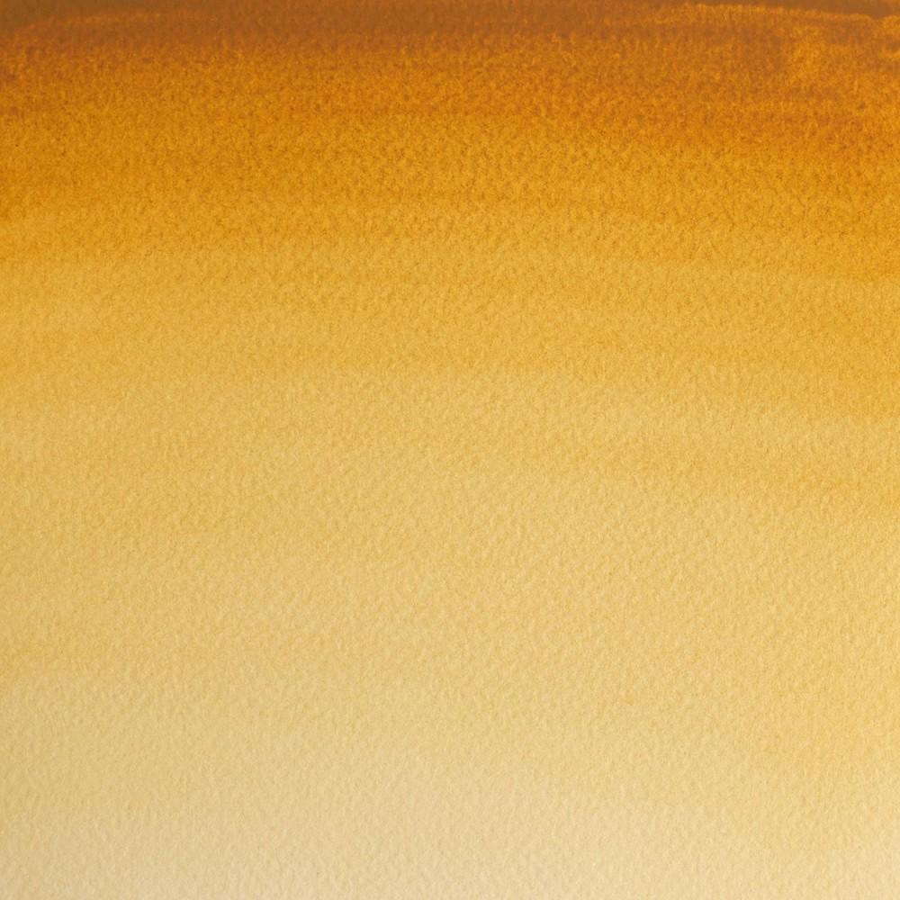 Акварель Winsor&Newton Artists Watercolour желтая охра 5 мл
