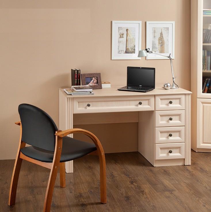Картинки письменных столов светлым цветом