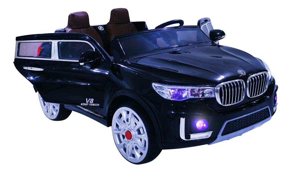 Электромобиль Rivertoys BMW M333MM черный