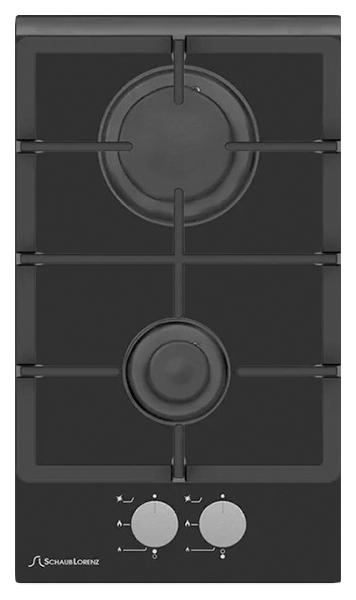Встраиваемая варочная панель газовая Schaub Lorenz SLK GY3220 Black
