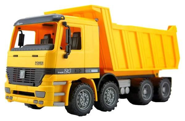 Спецтехника Shenzhen Toys Инерционный грузовик Construction Vehicle
