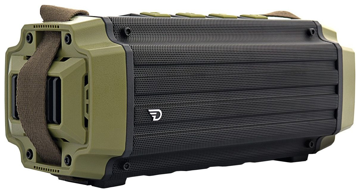 Беспроводная акустика DREAMWAVE Tremor Green