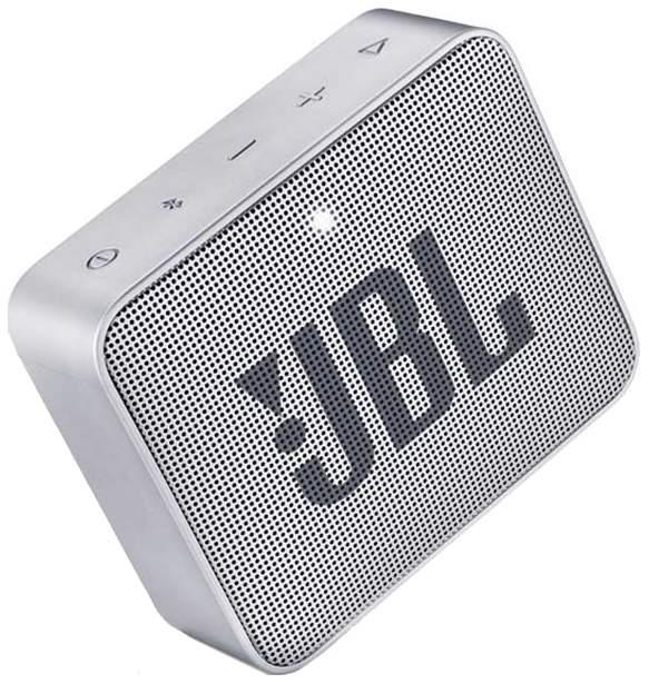 Беспроводная акустика JBL Go 2 Grey (JBLGO2GRY)