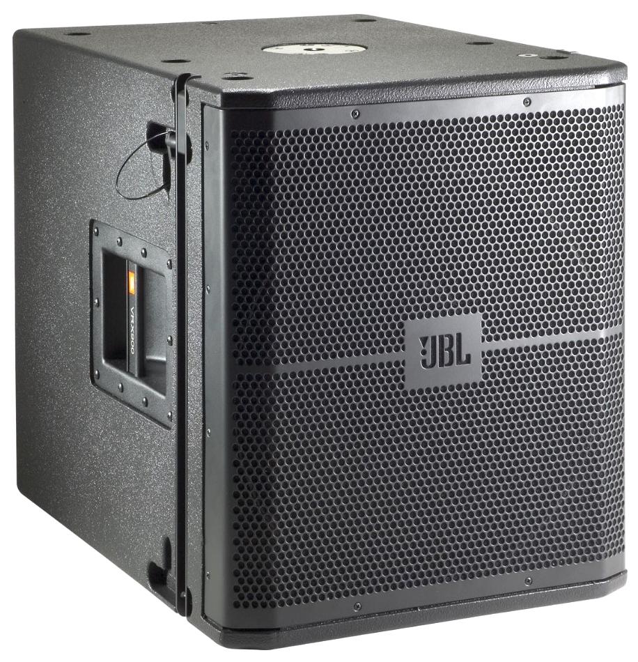 Сабвуфер JBL VRX915S Black
