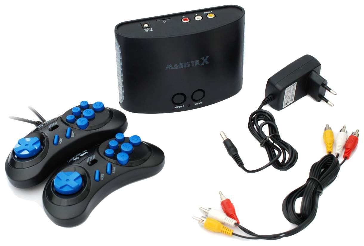 Игровая приставка Sega Magistr X Black 160 игр