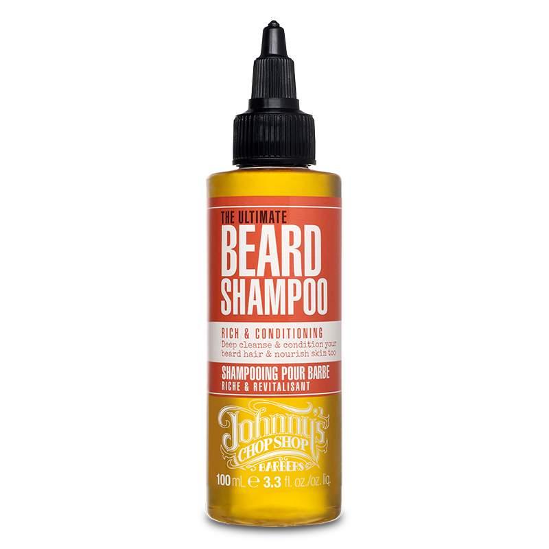 Шампунь Johnny's Chop Shop The Ultimate Beard Shampoo 100 мл