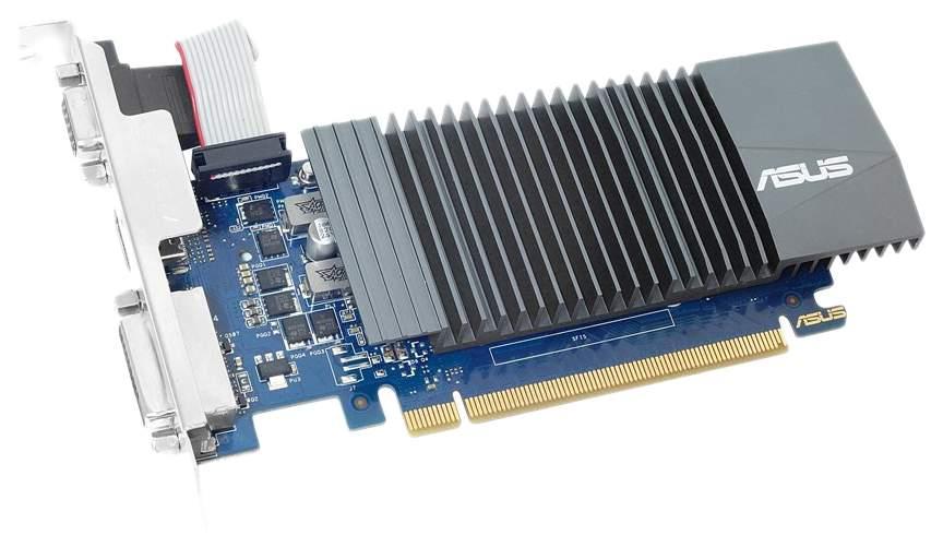 Видеокарта ASUS GeForce GT 710 (GT710-SL-2GD5)