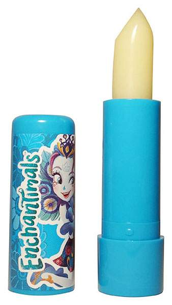 Детский бальзам для губ Enchantimals Черника с миндальным маслом Gk-48/2