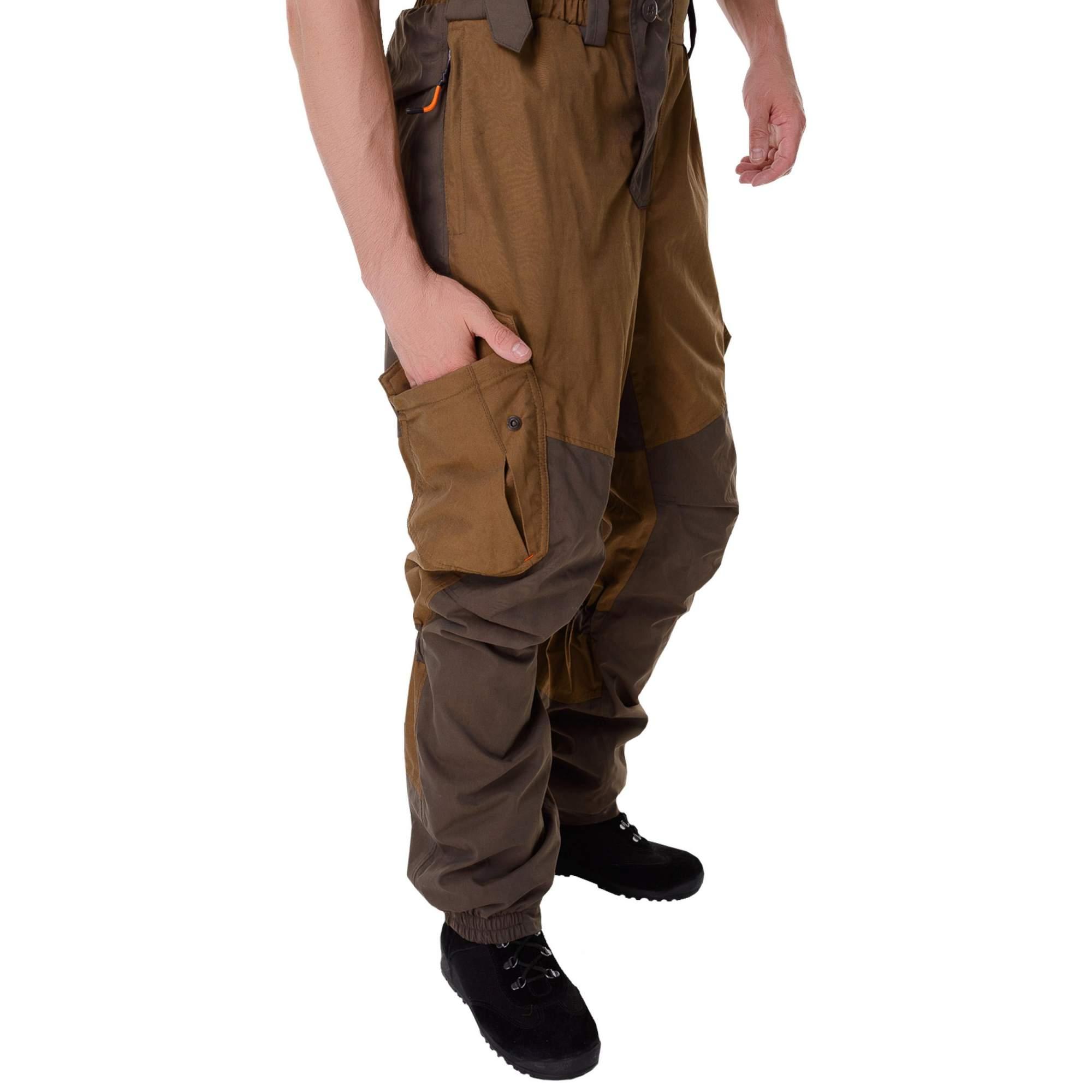 Миниатюра Костюм для рыбалки Triton Горка-5, коричневый, 120-124 RU, 182-188 см №10