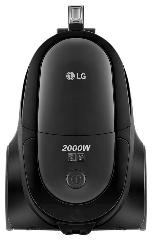 Пылесос LG  VK76A01NDS Black