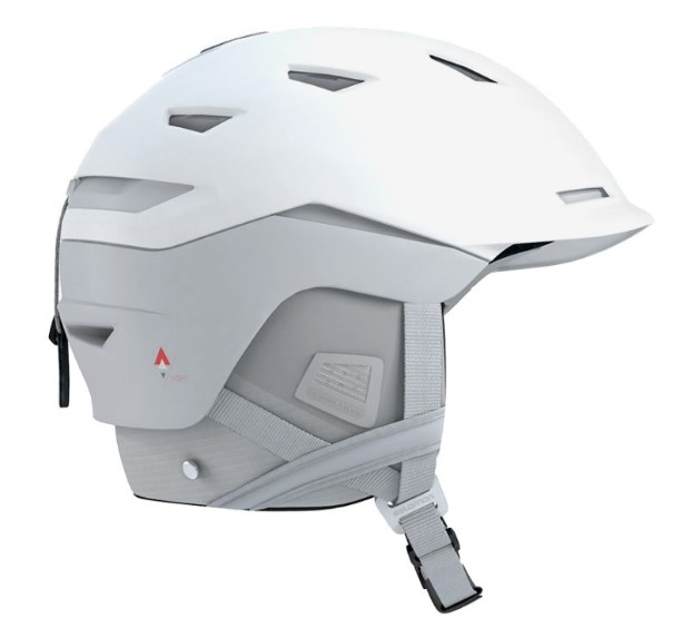 Горнолыжный шлем женский Salomon Sight 2019, белый, S