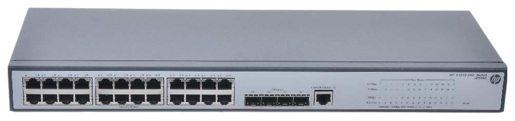 Коммутатор HP V1910-24G JE006A
