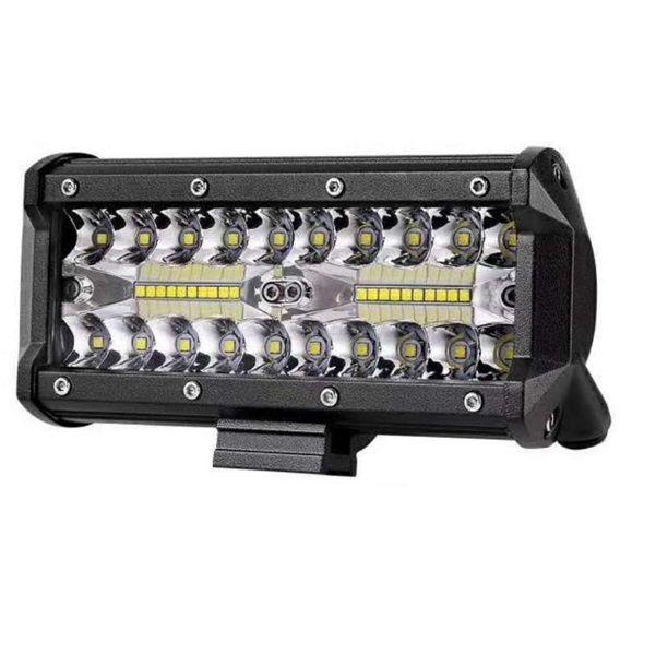 Компактная светодиодная балка 6000K повышеной мощности 120 ватт DBR-120W spot