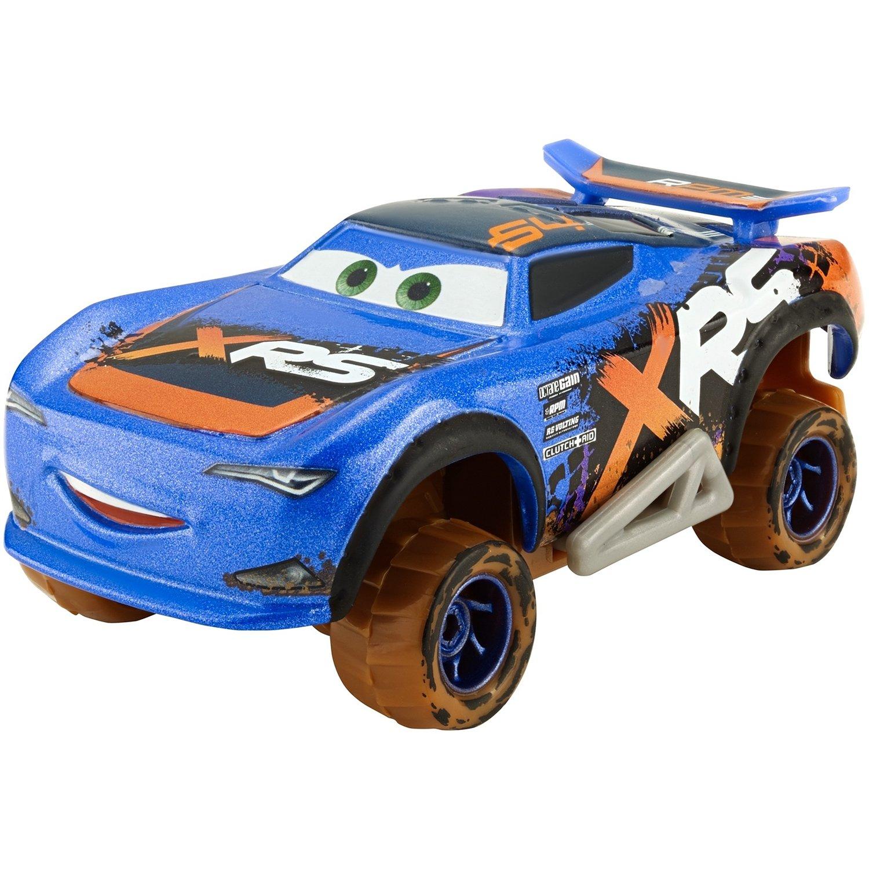 Игрушка Cars Барри Де Газ Экстримальные внедорожники