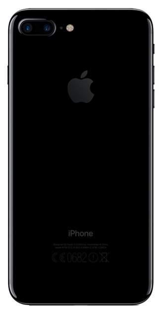 Смартфон Apple iPhone 7 Plus 32Gb Jet Black MQU72RU/A