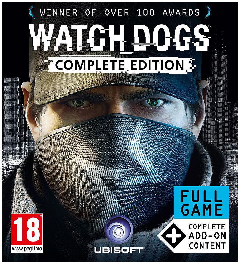 Игра Watch Dogs Complete для Xbox One