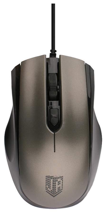 Проводная мышка Jet.A Comfort OM-U50 Grey